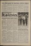 Montana Kaimin, October 16, 1979