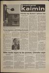 Montana Kaimin, November 7, 1979