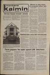 Montana Kaimin, November 15, 1979