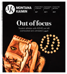 Montana Kaimin, February 1-7, 2017 by Students of the University of Montana, Missoula