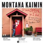Montana Kaimin, September 5, 2018