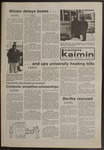 Montana Kaimin, January 11, 1980