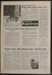Montana Kaimin, January 18, 1980