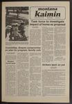 Montana Kaimin, March 27, 1980