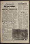 Montana Kaimin, April 3, 1980