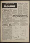 Montana Kaimin, April 9, 1980