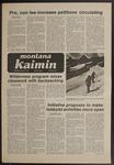 Montana Kaimin, May 7, 1980