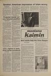 Montana Kaimin, May 13, 1980