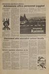 Montana Kaimin, September 30, 1980