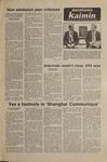 Montana Kaimin, October 1, 1980