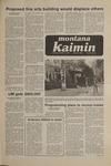 Montana Kaimin, October 16, 1980