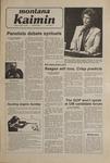Montana Kaimin, October 17, 1980