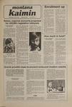 Montana Kaimin, October 22, 1980