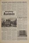 Montana Kaimin, October 23, 1980