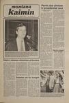 Montana Kaimin, October 28, 1980