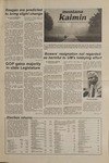 Montana Kaimin, November 6, 1980