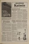 Montana Kaimin, November 20, 1980