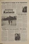 Montana Kaimin, December 3, 1980