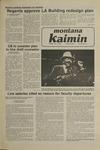 Montana Kaimin, December 9, 1980