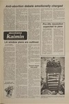 Montana Kaimin, January 30, 1981