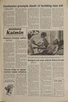 Montana Kaimin, February 25, 1981