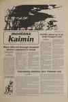 Montana Kaimin, February 27, 1981