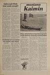 Montana Kaimin, March 4, 1981
