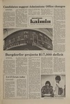 Montana Kaimin, May 1, 1981