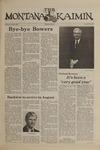 Montana Kaimin, June 26, 1981
