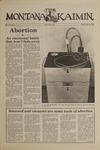 Montana Kaimin, July 24, 1981