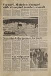 Montana Kaimin, September 29, 1981