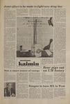 Montana Kaimin, October 1, 1981
