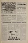 Montana Kaimin, October 9, 1981