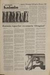 Montana Kaimin, October 14, 1981