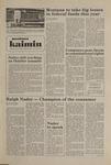 Montana Kaimin, October 27, 1981