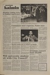 Montana Kaimin, October 28, 1981