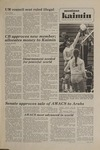 Montana Kaimin, October 29, 1981