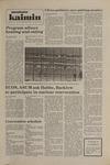 Montana Kaimin, November 6, 1981