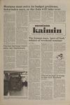 Montana Kaimin, November 17, 1981