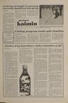 Montana Kaimin, November 18, 1981