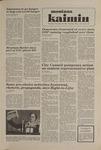 Montana Kaimin, November 19, 1981