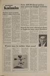 Montana Kaimin, December 3, 1981