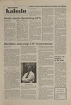 Montana Kaimin, December 11, 1981