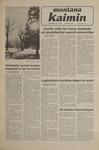 Montana Kaimin, January 7, 1981