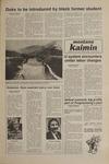 Montana Kaimin, January 27, 1981