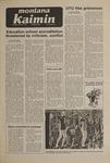 Montana Kaimin, March 3, 1981