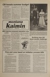 Montana Kaimin, March 5, 1981