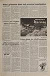 Montana Kaimin, March 13, 1981