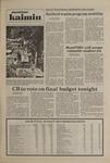 Montana Kaimin, May 20, 1981