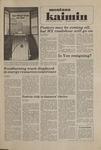 Montana Kaimin, September 30, 1981